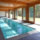 Custom Pools LI Indoor Pool